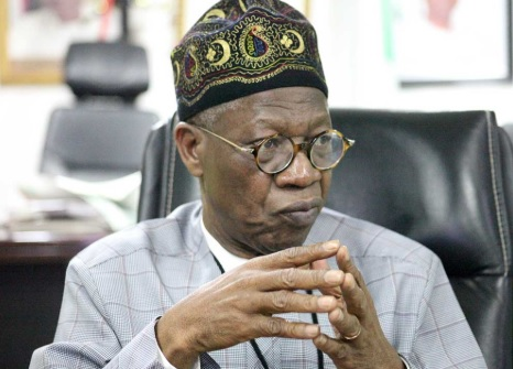 Lai Mohamed says FG to prosecute 400 Suspects for funding Terrorism