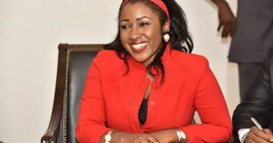 Dr. Betta Edu, Director General, Cross River State Primary Health Care Dev. Agency.