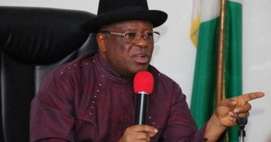 Umahi Re-echoes call for Igbo Presidency