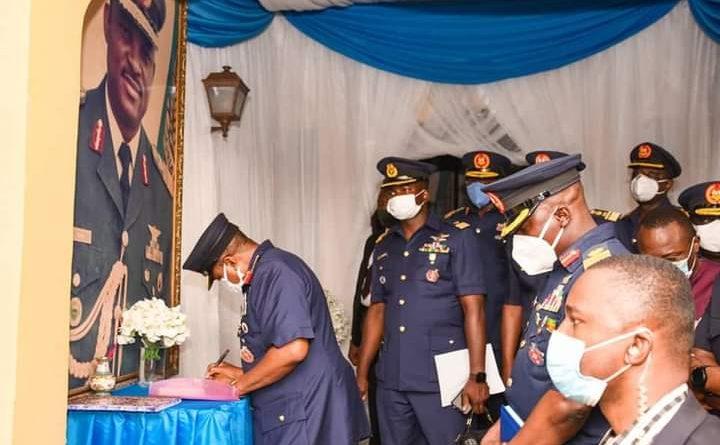 Eulogies for late Air Marshal Nsikak Eduok (Rtd.) at his interment