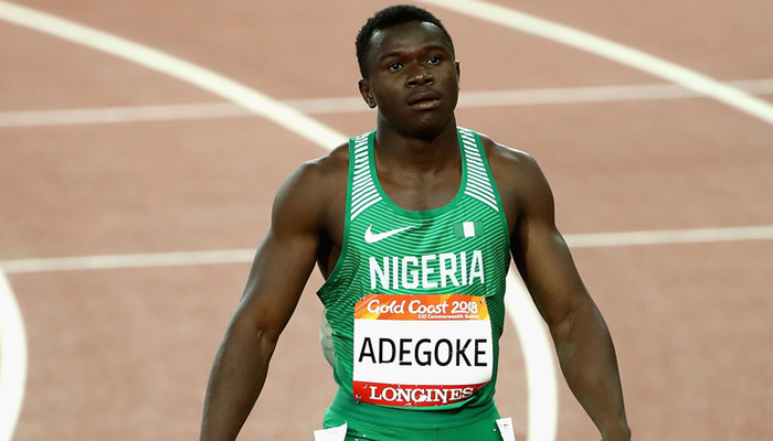 Tokyo Olympics: Nigeria's Adegoke zooms into 100m semis; AFN expresses shock over Kagbare's suspension for doping rule violation