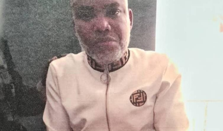 Nnamdi Kanu's lawyer fingers Britain in client's ordeal