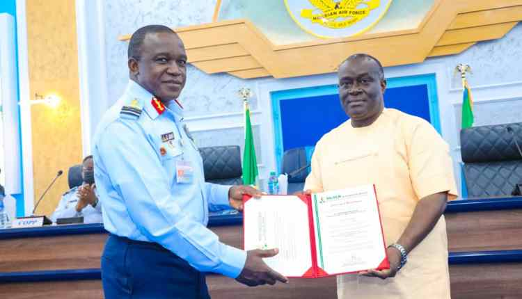Nigerian Air Force Hospital Laboratory Bags ISO Certificate