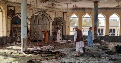 ISIL claims responsibility for Kandahar mosque attack